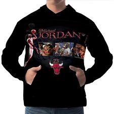 Michael Jordan Herren Kapuzenpullover Hoodie Hoody Sweater wa15 aam20012