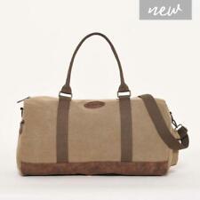 Brakeburn Mens Canvas Duffle Bag - NEW!