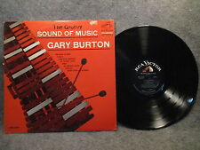 33 RPM LP Record Gary Burton The Groovy Sound Of Music RCA Victor LPM-3360 EXC