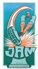 Mint Pearl Jam Copenhagen 2007 Klausen Signed A/P Poster 74/200