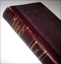 1884 Brotherhood of Locomotive ENGINEERS JOURNAL full year railroad train book