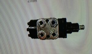 Ford New Holland Steering Motor 8000; 8700; 9000; 9700; TW10; TW E3NN3A244CB