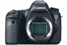 Canon EOS 6D Digital SLR Camera - Black (Body Only)