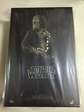 Hot Toys MMS 262 Star Wars Episode IV A New Hope Chewbacca 12 inch Figure NEW