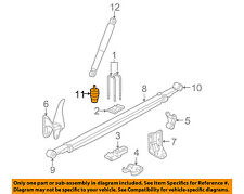 GM OEM Rear Suspension-Bumper 15236353