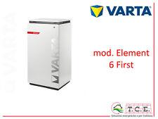 Batteria litio VARTA Element 6 First 6,5 kWh - accumulation storage fotovoltaico