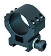 Millett 34mm Low Matte Tactical Detachable Rings
