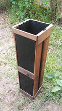 unique wooden planter box
