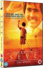 Seve: The Movie [DVD] NEU Severiano 'Seve' Ballesteros - Der Film