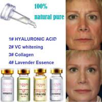 HYALURONIC ACID 100% Natural Pure Firming Collagen Vitamins Anti Wrinkle Serum