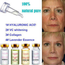HYALURONIC ACID 100% Natural Pure Firming Collagen Anti Wrinkle Serum 10ml/10g
