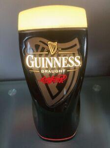 Guinness Draught Vintage Light Up Advertsing Bar Font Breweriana Man Cave