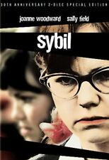 Sybil (2 Disc Special Edition) Sally Field Joanne Woodward New DVD R4