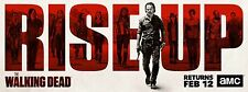 The Walking Dead Season 7 TV Poster (18x36) - Rick Grimes, Daryl, Negan v2