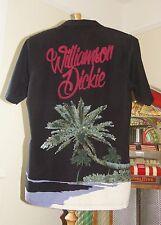 Genuine Dickies Hawaiian Gardens Shirt - Black - Large