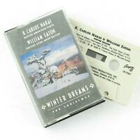 Winter Dreams For Christmas Cassette Carlos Nakai William Eaton Native American