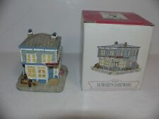 Liberty Falls Americana Collection Village Ah-103 Howard's Hardware 1996 Vintage