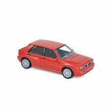 Norev 780098 Lancia Delta Evo 2 Rojo - Chorro Coche Escala 1:43 a Nuevo! °