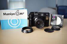 Mamiya 6 MF  w/ G 75mm/ f 3.5 lens and B&W filter