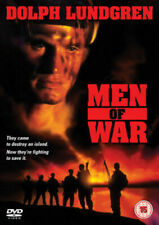 Men of War DVD (2009) Dolph Lundgren New