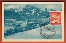 1948 - Autriche - Carte Maximum - Mariazell - Steiermark - Osterreich - Réf.C.6