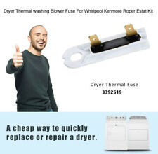 3392519 Dryer Thermal washing  Blower Fuse For Whirlpool Kenmore Roper Estat 1Pc