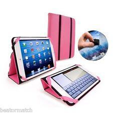 Tuff Luv stase Smart Case stand iPad Mini fonction veille propreté de l'écran Pad Rose