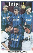 INTER MILAN COLLAGE Original Starline Poster MINI Promo Piece 3x5