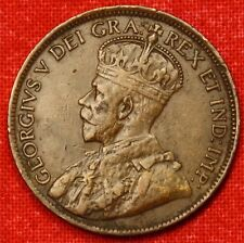 1919 CANADA LARGE CENT PENNY GREAT COLLECTOR COIN GIFT CALC26