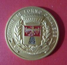 MEDAGLIA COMUNE FORNO CANAVESE - TORINO