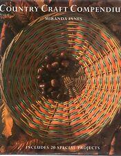Country Craft Compendium by Miranda Innes (Hardback, 1993)