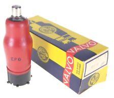 EF6 = TEF6 = VEF6 = MEF6 = 6E2 Valvo Radio Röhre tube NOS NEW NEU