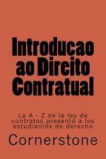 Introducao Ao Direito Contratual : Uma Introducao Ao Direito Comum e...