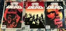 IDW  George A. Romero's Dawn Of The Dead 1, 2 and 3  2004
