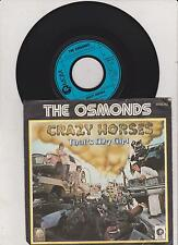 "The Osmonds - Crazy Horses (7"", Single) Vinyl Schallplatte -"