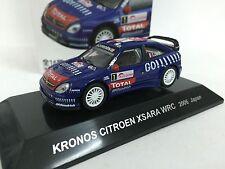Japan KRONOS CITROEN XSARA WRC 2006 Japan 1:64 Rally Car