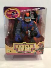 Fisher Price Rescue Heroes Hero CLIFF HANGER New Ages 3 & up