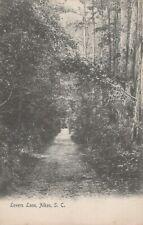 America Postcard - Lovers Lane, Aiken, South Carolina    RS21088