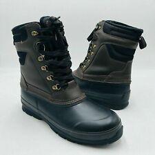 Khombu Men's Winter Duck Boots - Waterproof, Warm, Outdoor, Classic
