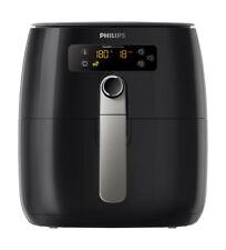 100 Philips Hd9643/17 Digital TurboStar Airfryer Cooker Black Postage