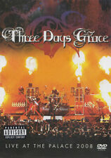 Three Days Grace:Live At The Palace 2008 New DVD