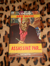 ASSASSINE PAR... - Géo Duvic - Hachette, L'Enigme - 1949
