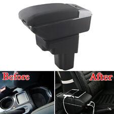 For Nissan Juke 2011-2017 Auto Console Center Armrest Storage Box Handrails Tray