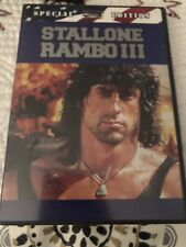 Rambo III (DVD, 2003, 2-Disc Set, Special Edition)