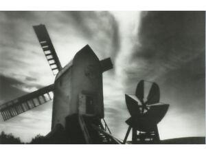 'Winter Windmills' by Christopher Joyce, UK Fine Art Photographer
