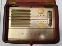 Vintage GAROD Radio model 5D / UNTESTED