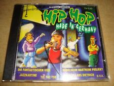 HIP HOP Made In Germany  (DIE FANTASTISCHEN VIER JAZZKANTINE RÖDELHEIM HARTREIM)