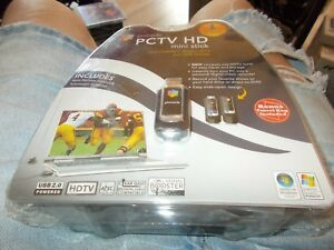 PINNACLE PCTV HD MINI STICK BRAND NEW SEALED