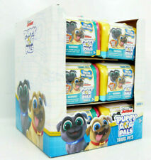 LOT OF 18 - Disney Junior Puppy Dog Pals Travel Pets SERIES 4 In Display - New