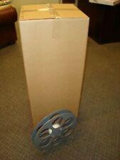 35mm Feature Film Split Reels 2000 foot Grey *Group of 20*